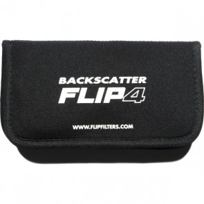 Backscatter Neoprene Protective Filter Wallet for FLIP4 Filter