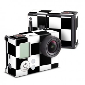 Checkers Skin for GoPro HERO3 and HERO3+