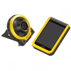 Casio Exilim EX-FR100 Freestyle Digital Camera (Yellow)