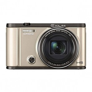 Casio Exilim ZR-3500 12MP Compact Digital Camera (Beige)