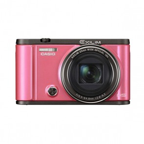 Casio Exilim ZR-3500 12MP Compact Digital Camera (Pink)