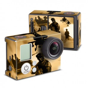 Desert Ops Skin  for GoPro HERO3 and HERO3+