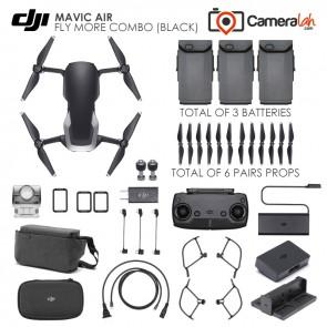 [PRE-ORDER] DJI Mavic Air Fly More Combo (Onyx Black)