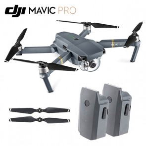 [READY STOCK] DJI Mavic Pro Ultimate Combo with Total 2 Batteries