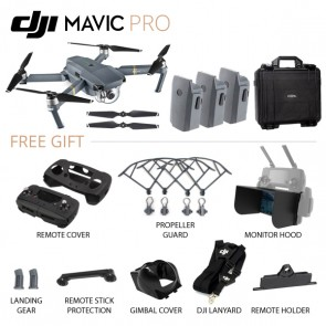 [READY STOCK] DJI Mavic Pro Ultimate Battery Combo