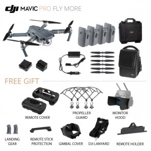 [READY STOCK] DJI Mavic Pro FLY MORE Ultimate Combo