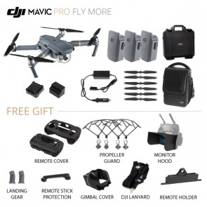 [READY STOCK] DJI Mavic Pro FLY MORE Combo (Official DJI Malaysia Warranty)