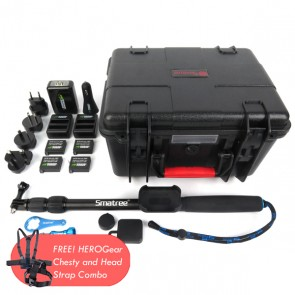 GoPro ULTIMATE Accessories Kit for HERO4