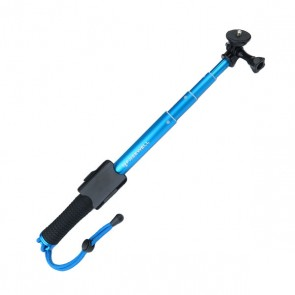 Freewell G1 Twist Lock Monopod for GoPro/Yi/SJCAM (Blue)