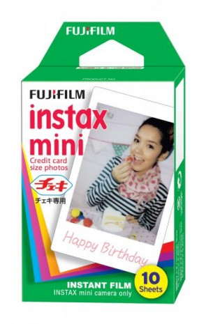 Fujifilm Instax Mini Instant Film Single Pack