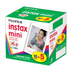 Fujifilm Instax Mini Instant Film - Pack of 5