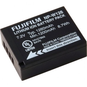Fujifilm NP-W126 Rechargeable Li-ion Battery Pack