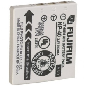 Fujifilm NP-40 Rechargeable Li-ion Battery Pack