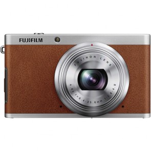 Fujifilm XF1 12MP Compact Digital Camera (Brown)
