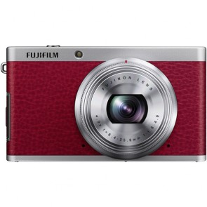 Fujifilm XF1 12MP Compact Digital Camera (Red)