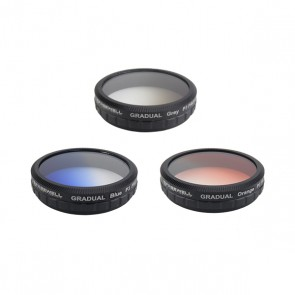 Freewell Gradual Orange/Blue/Grey Filter Set for DJI Phantom 3/4