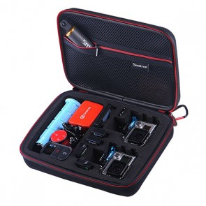 Smatree SmaCase G260S EVA Carrying and Travel Case for Action Cameras (BLACK)