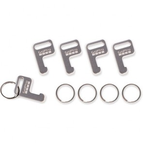 GoPro Wi-Fi Remote Attachment Keys + Rings