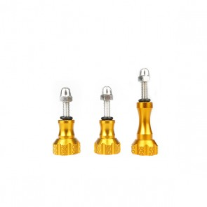 HIROGear Aluminum Screw Set (Gold)