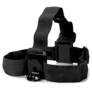 HIROGear Head Strap Mount (Black)