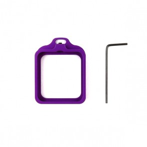 HIROGear Aluminium Lens Protector for HERO3+/4 (Purple)