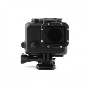 HIROGear Blackout Housing for HERO4/3+/3