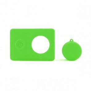HIROGear Xiaomi Yi Silicone Case (Green)