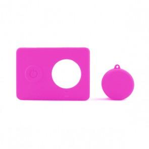 HIROGear Xiaomi Yi Silicone Case (Pink)
