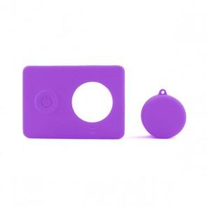 HIROGear Xiaomi Yi Silicone Case (Purple)