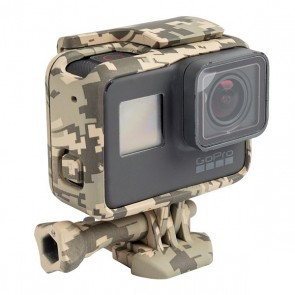 HIROGear The Frame Mount for HERO5 and HERO6 (Camo)