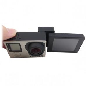 HIROGear LCD Front Facing Adapter for GoPro HERO 4/3+/3