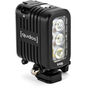 Knog Qudos Action Video Light (Black)