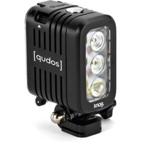 Knog Qudos Action Video Light (Black)