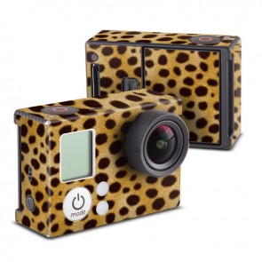 Leopard Spots Skin for GoPro HERO3 and HERO3+