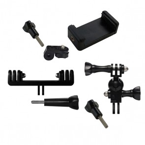 LLG Night Filming and Viewfinder Kit for GoPro/Xiaoyi/SJCAM Action Cameras