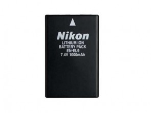 Nikon EN-EL9 Rechargeable Li-Ion Battery