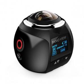 360 Degree Wifi Action Cam 360CAM XDV360 (Black)
