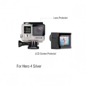 HIROGear Screen Protector for GoPro HERO4