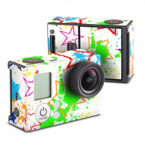 Scribbles Skin for GoPro HERO3 and HERO3+