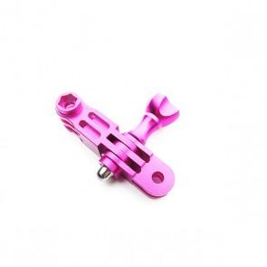 HIROGear Aluminum Side Mount (Pink)