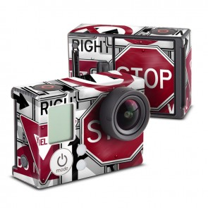 Signs Skin for GoPro HERO3 and HERO3+