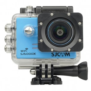 SJCAM SJ5000X Elite 4K WiFi Action Camera (Blue)