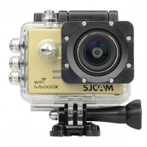 SJCAM SJ5000X Elite 4K WiFi Action Camera (Gold)