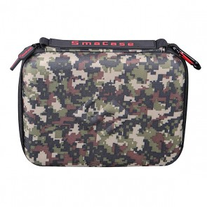 Smatree SmaCase G160 EVA Carrying and Travel Case for Action Cameras (CAMO)