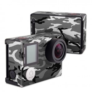 GoPro HERO4 Black Edition Skin - Urban Camo