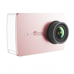 Xiaomi Yi 4K Action Sports Camera (Rose Gold)