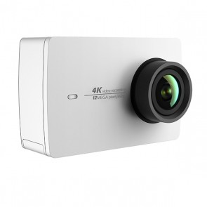 Xiaomi Yi 4K Action Sports Camera (White)