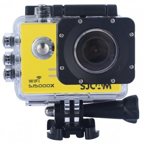 SJCAM SJ5000X Elite 4K WiFi Action Camera (Yellow)