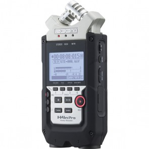Zoom H4nPRO 4-Channel Handy Recorder