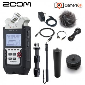Zoom H4NPRO Handy Recorder - Advance BUNDLE